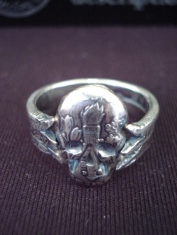 pbd Skull Ring Type-C