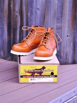 RED WING 9875 再入荷