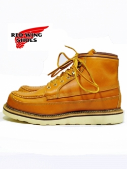 RED WING 9850 カヌーモック。