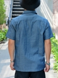 Stussy folk denim Shirt