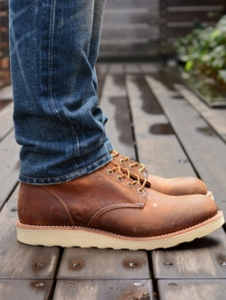 RED WING 9111(限定刻印あり)