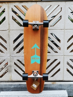 HESS SKATEBOARDS KEEGER