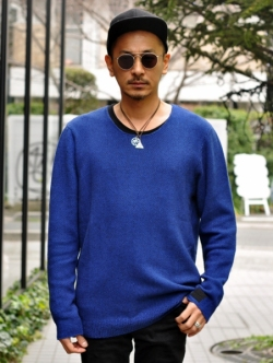 Neuw Denim Cross Knit