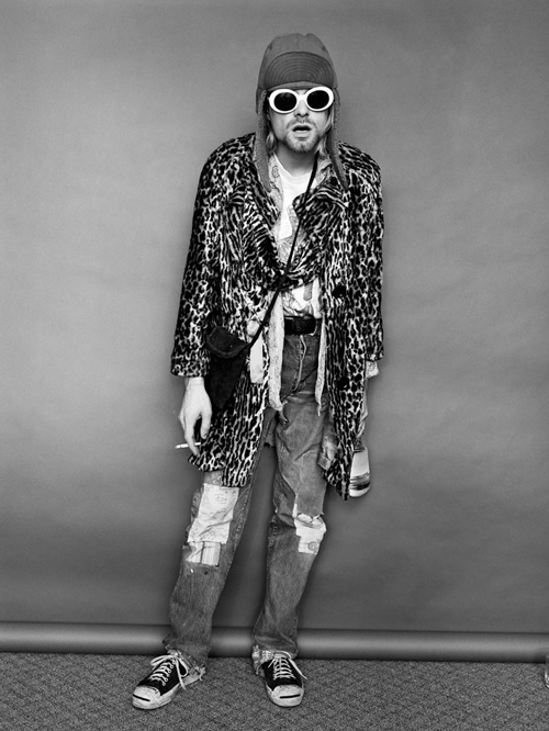 TRUNK Ltd  KURT COBAIN  カートコバーン T