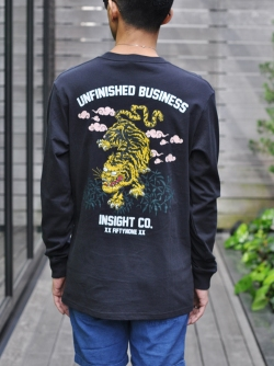 Insight  Unfinished Business L/S Tee
