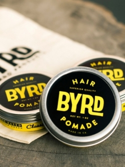 BYRD GQ GROOMING WINNER ポマード 70g