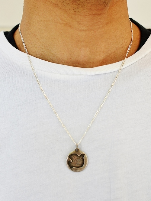 FREE CITY BIRD PENDANT