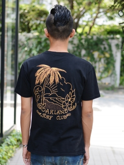 Oakland Surf Club Island Tee