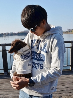 UCLA   DOG WEAR   (DOG用)パーカー