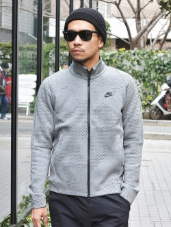 NIKE TECH FLEECE  GX ジャケット 1.0 GREY