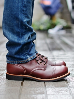 RED WING 8119 Iron Range