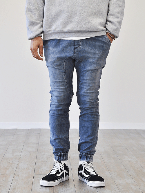 ZANEROBE Sureshot Jogger Pant  DENIM  JAPAN MODEL