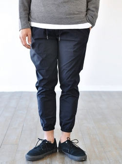 ZANEROBE Jumpshot Jogger Pant Black JAPAN MODEL