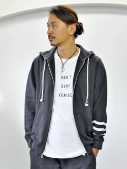 Sol Angeles ESSENTIALS PARKA BLACK
