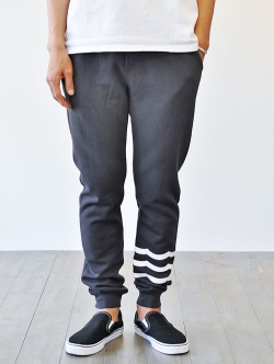 Sol Angeles Essential Jogger Washed Black