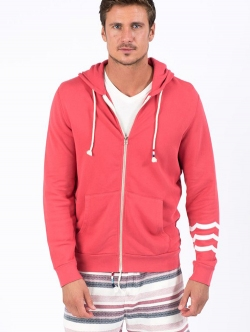 Sol Angeles ESSENTIAL PARKA ROJO