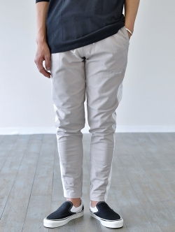 ZANEROBE JUMPSHOT TRACK PANT PUTTY/WHITE 再入荷