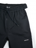 ZANEROBE JUMPSHOT TRACK PANT BLACK/WHITE 再入荷