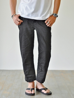 Barney Cools BLACK DENIM  BOX FIT