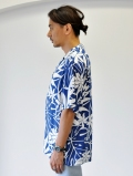 Robert J Clancey Kalaheo Hawaiian Shirt blue