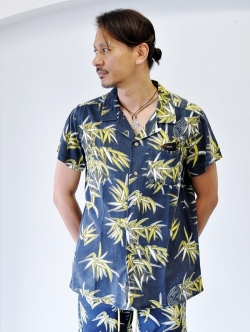 DEUS EX MACHINA  ALOHA SHIRTS