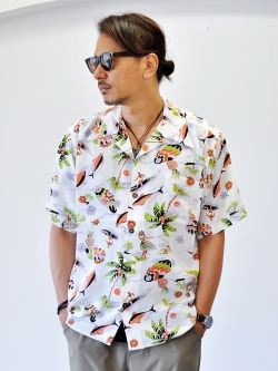 AVANTI DESIGNS SURF N HULA - WHITE
