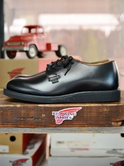 RED WING 101 SERVICE SHOES / WORK OXFORD Postman Oxford