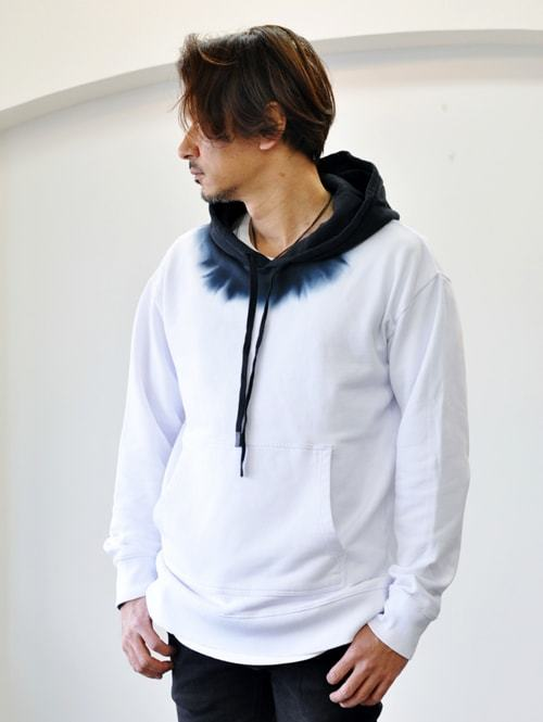 ZANEROBE TD Rugger hood sweat