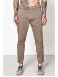 Rolla's  Chino CROPPED  PANT SAND