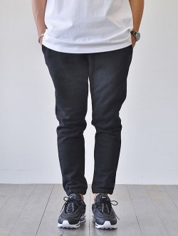 Upcycle 15.5oz Heavy Weight Sweat pant Black