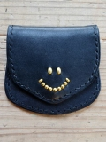 CROSSED ARROWS SMILE COINCASE