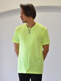 NEXT LEVEL NEON TEE YELLOW 再入荷