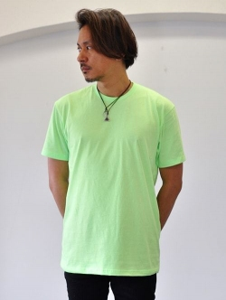 NEXT LEVEL NEON TEE GREEN  再入荷