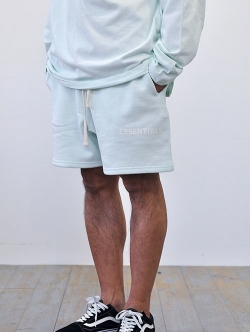 FOG - Fear Of God Essentials Sweat Shorts mint
