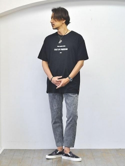 Rolla's  RELAXO CHOP PANT BOGANBLK 再入荷