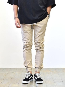 ZANEROBE Sureshot Jogger New TAN