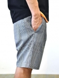 ZANEROBE  Tailo Plaid Short Grey