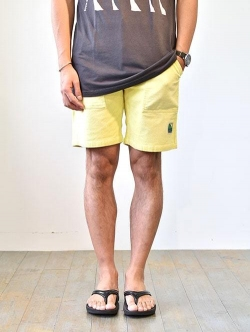 OFF SHORE CORDUROY SHORTS LEMON