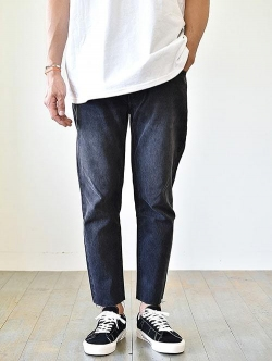 Rolla's  RELAXO CHOP PANT TRUSTY BLACK