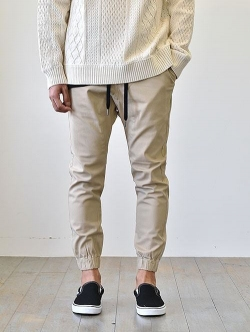 ZANEROBE Sureshot Jogger New TAN ジャパンモデル