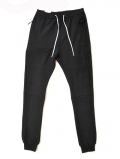 ZANEROBE Sureshot Fleece Jogger Black