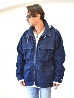 SCOTCH&SODA Oversized Denim Jacket