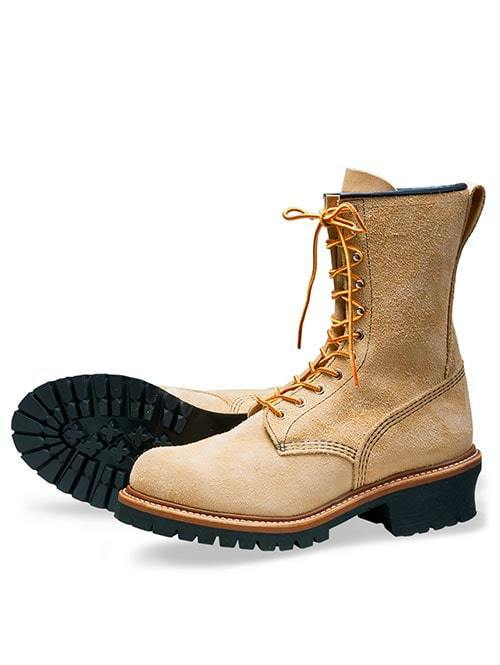 "RED WING 9211 9"" Logger (Steel-Toe)"