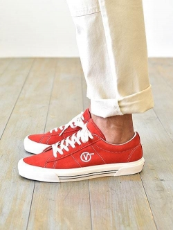 VANS ANAHEIM FACTORY 限定 復刻 SID DX  OG RED/SUEDE