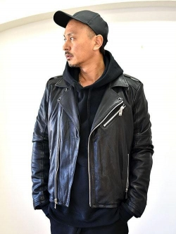 MORE SALE Karl lagerfeld  各サイズ1枚 Riders Lether Jacket