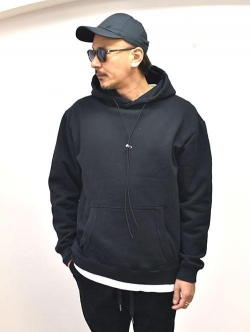 ZANEROBE LOW GO HOOD SWEAT