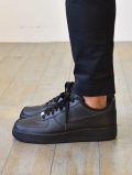 NIKE AIR FORCE 1 LO 07 BLACK 25周年記念モデル