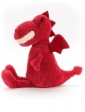 Jellycat Toothy Dragon TO3DR