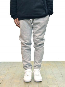 Upcycle 15.5oz Heavy Weight Sweat pant Grey
