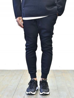 NIKE TECH FLEECE JOGGER PANT BLACK 再入荷